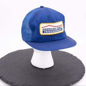 Other - American Family Insurance Vintage Hat